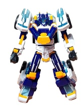 Tobot V Lightning Transformation Action Figure Robot Season 2 Toy image 3