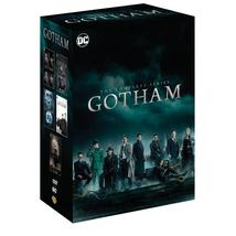 Gotham Complete TV Series Season 1 2 3 4 5 Collection DVD 1-5 Boxset New... - $77.95