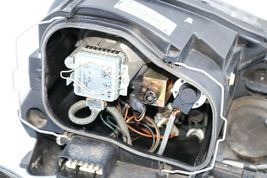03-06 Porsche 955 Cayenne S Turbo Headlight Xenon HID Driver Left - LH POLISHED image 9