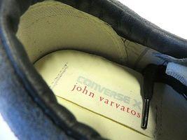 NEW Converse x John Varvatos Grey Star Shoes Size Men's 5.5 Women's 7.5 Low Top image 4