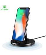 USB Charger For Samsung Galaxy S8 2A iPhone 8 Charging Dock Station Phon... - $22.49