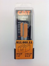 "CMT 811.660.11 Straight Router Bit, 1/2"" Shank,  1/2"" Diameter,  Made in Italy - $16.08"