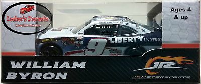William Byron 2017 #9 Liberty University Rookie 1:64 ARC - NASCAR