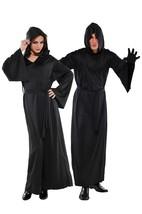 Amscan Adult standard one size Black Horror Robe Halloween costume - $54.44