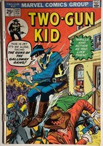 TWO-GUN KID #122 (1975) Marvel Comics VG - $9.89