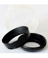 Paillard Bolex Filter Holder & Lens Hood For D-Mount Lens in Original Case - $16.17