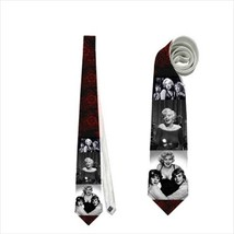 necktie tie some like it hot comedy memorabilia sexy monroe