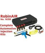 Robinair Complete Automotive Injection UV Detection Kit 16350 16355 16380  - $148.49