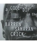 Cool Dip in Barren Saharan Crick Show Program Playwright Theater Chappelle - $98.95