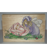 Rubber Stamps - STAMPS HAPPEN, INC. - #80102 Sweet Pea - $12.50