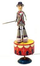 AHI Mechanical Dancing SAM S&E Made in Japan Antique Toy in Original Box... - $149.95
