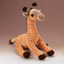 "Giraffe Sitting Stuffed Animal Plush Toy 14""H - $18.58"
