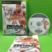 NCAA March Madness 2004 - Microsoft Xbox | Disc Plus - $3.00