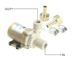 bayite BYT-7A015 DC 12V Solar Hot Water Heater Circulation Pump **as pic... - $17.81