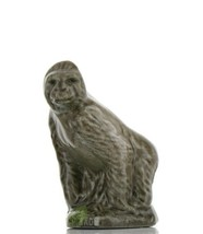 Whimsies Porcelain Miniatures by Wade Gorilla Figurine image 1