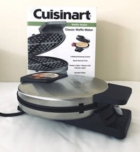 Cuisinart Wmr-CA Round Classic Waffle Maker with Dual Indicator Lights - ₨1,452.87 INR