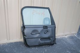 97-06 Chrysler Jeep Wrangler TJ Full Door Left Driver Florida CAR NO RUST image 7
