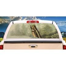 Broken Silence Bass Fishing Rear Window Mural, Decal, or Tint for rear window in - $77.99