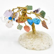 Mixed Polished Gemstone Colorful Variety Miniature Gem Tree Mini Gemtree image 3