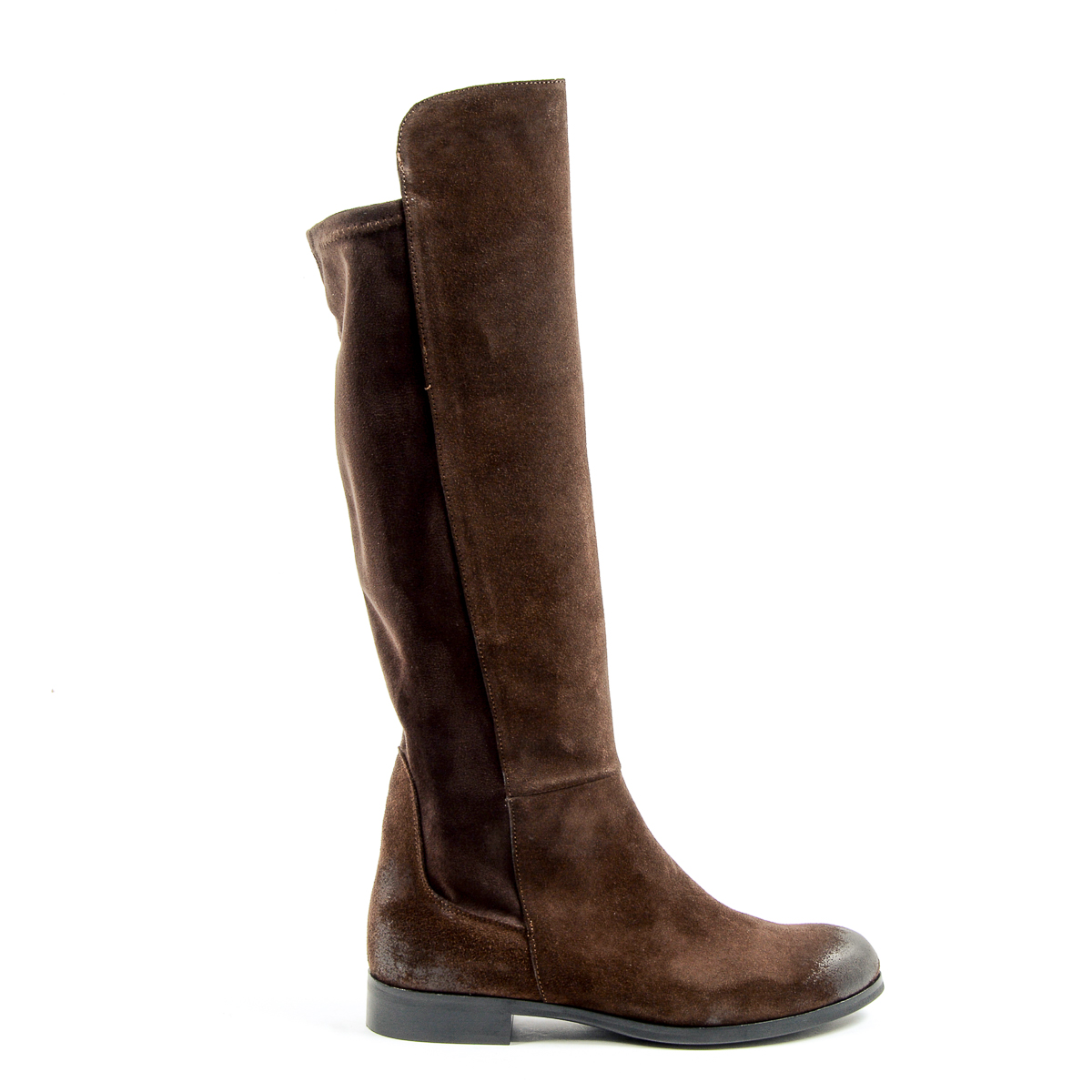 Primary image for V 1969 Italia Womens High Boot Brown GRAPE