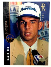 Jason Kidd Rookie Card 1994-95 Upper Deck #160 NBA HOF Dallas Mavericks  - $2.92