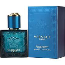 Versace Eros By Gianni Versace Edt Spray 1 Oz - $64.00