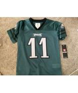 NFL Philadelphia Eagles Boys' Carson Wentz Short Sleeve Jersey - XS - $12.00