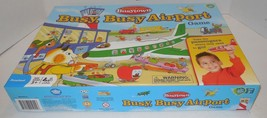 Richard Scarry's Busytown Busy Busy Airport Game 100% COMPLETE Wonder Forge - $23.38