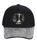 Astrology Sign Hats Libra Style Color Options - Zodiac Astrological (Rhi... - $21.73