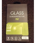 New PRO+ 9H Hardness PRO GLASS Tempered Screen Protector IPHONE 5 - $8.97