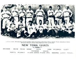 1905 NEW YORK GIANTS NY 8X10 TEAM PHOTO BASEBALL PICTURE MLB - $3.95
