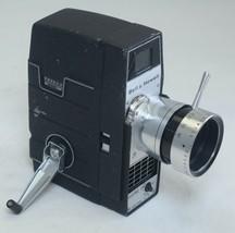 BELL & HOWELL Electric EYE Vintage Film Movie Camera f/1.8 Focusing ZOOM... - $55.80