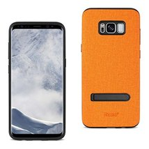 Reiko Cell Phone Case for Samsung Galaxy S8 Edge - Orange - $10.37
