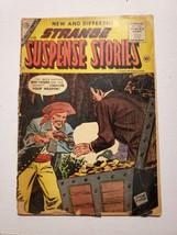 Strange Suspense Stories No. 28 Charlton / Fawcett (GD) - $22.50