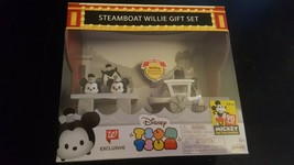 Disney Tsum Tsum Steamboat Willie Walgreens Exclusive 90 Yrs. Mickey Mouse - $10.00