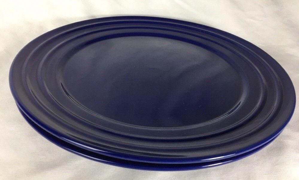 Rachael Ray Double Ridge Blue Round 2 Dinner and similar items