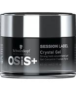 Osis Session Label Crystal Gel 65g - $17.99