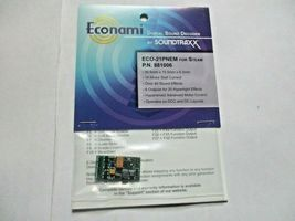 Soundtraxx # 881006 ECO-21PNEM For Steam Digital Sound Decoder image 5