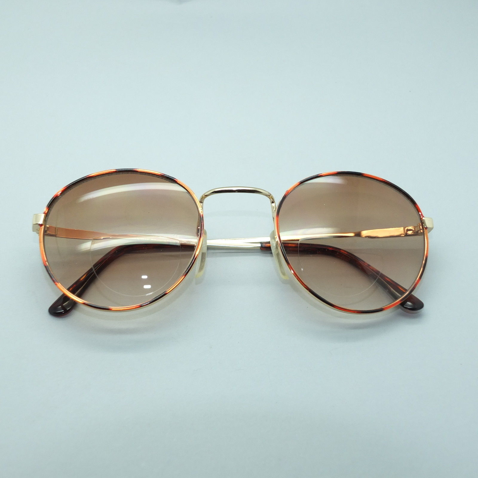 Metal Wire Frame Gold Browns +1.50 Lens Tint and similar items