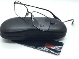 Ray Ban Negro Rojo Negro 6336M 2503 55 mm de Diseño Demo Lentes - $69.97