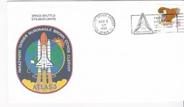 STS-66 Atlantis Space Shuttle Launch Kennedy Space Center, Fl 11/3/1994 Atlas 3 - $1.98