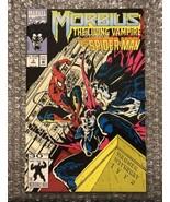 Morbius, The Living Vampire #3 - 1993 Marvel Modern Age Comic Book - Hig... - $10.78