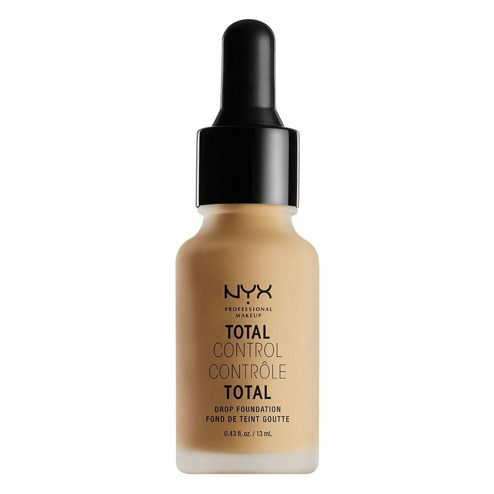 Primary image for NYX Total Control Drop Foundation - TCDF11 Beige