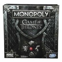 Monopoly Game of Thrones GOT Collector's Auflage Spiel Brettspiel für Erwachsene - $106.54