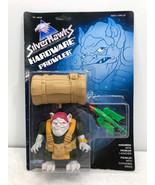 SilverHawks Hardware w/ Prowler Launcher Bird Action Figure - Kenner 198... - $53.22