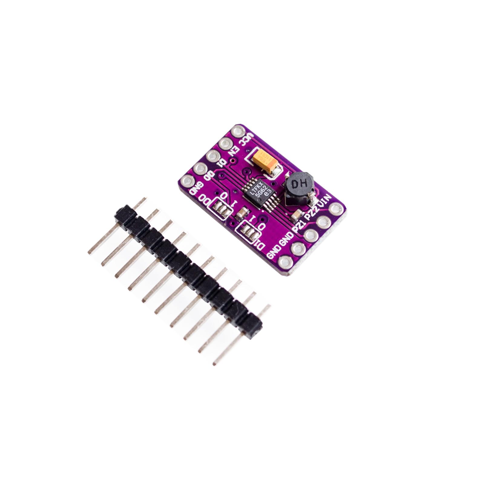 ! LTC-3588 Energy Harvester Breakout - LTC3588-1 module