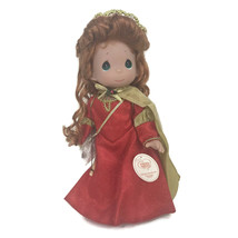 Precious Moments Disney Parks Exclusive Merida's Christmas Memories Doll... - $35.49