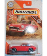 """Matchbox 2020 """"1971 MGB Coupe"""" MBX Countryside #61/100 Mint On Sealed Card - $3.50"""