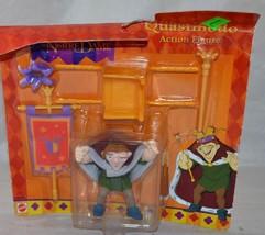 Disney Hunchback of Notre Dame Quasimodo Action Figure Mattel 69414 - $13.99