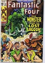 Fantastic Four #97 ORIGINAL Vintage 1970 Marvel Comics Monster From Lost... - $18.55